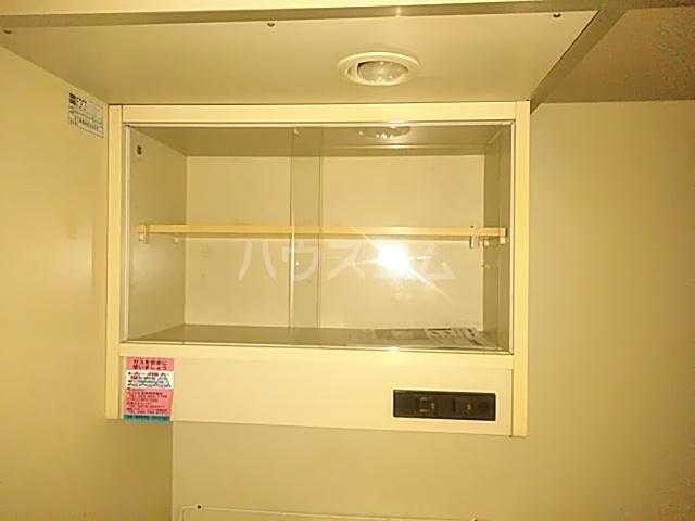シルバーコーポ南林間 403号室の収納