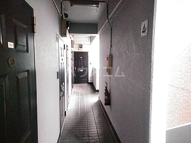 シルバーコーポ南林間 403号室のセキュリティ