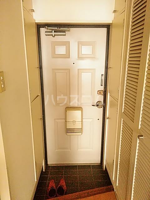 シルバーコーポ南林間 403号室の玄関