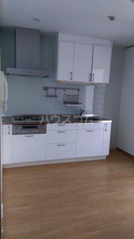 セントレ港南 206号室のキッチン