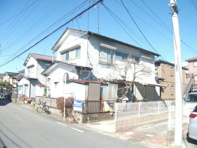 横山台テラスハウス外観写真
