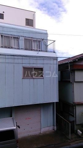 コスモ横浜蒔田 202号室の景色