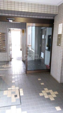 コスモ横浜蒔田 202号室のロビー