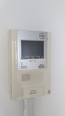 コスモ横浜蒔田 202号室のセキュリティ