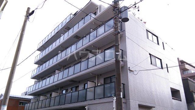 コスモ横浜蒔田 202号室の外観