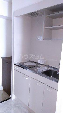 コスモ横浜蒔田 202号室のキッチン