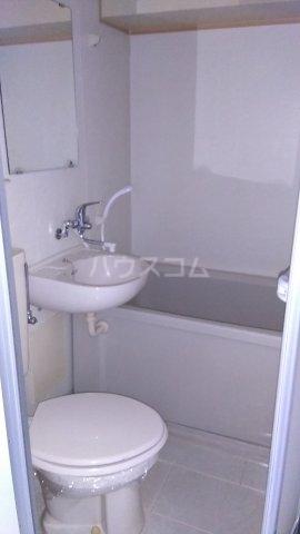 コスモ横浜蒔田 202号室の風呂