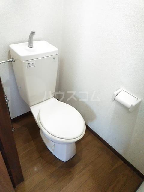 アドウィン 203号室のトイレ