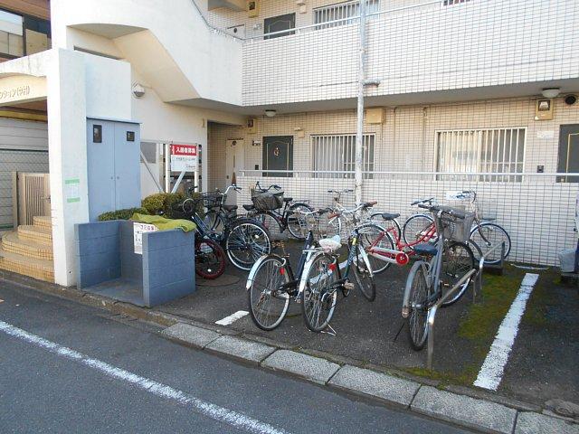 千代田マンション中村 303号室のその他共有