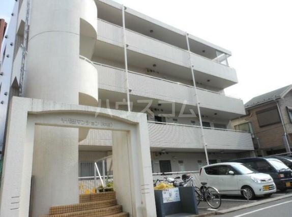 千代田マンション中村 303号室の外観