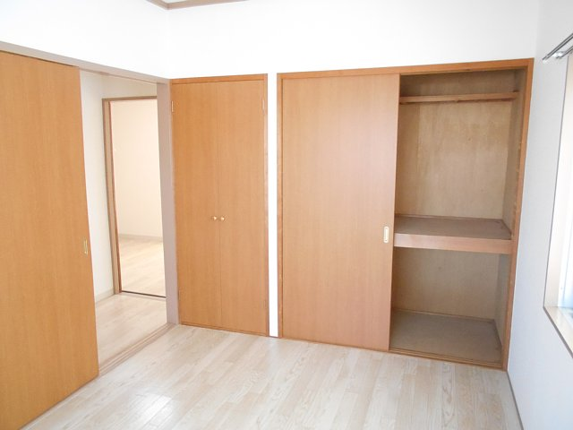 千代田マンション中村 303号室の収納