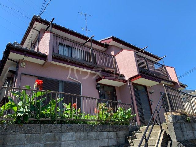萩の家古民家外観写真