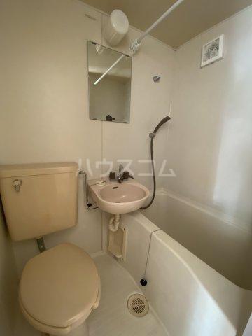 エクレール旭町 202号室の風呂