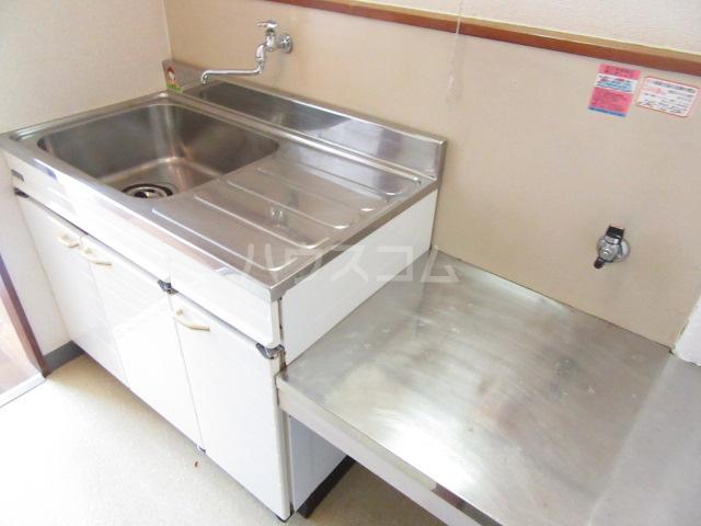 山荘村田 204号室のキッチン