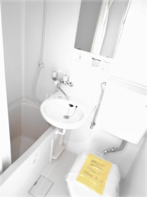 山荘村田 202号室の風呂