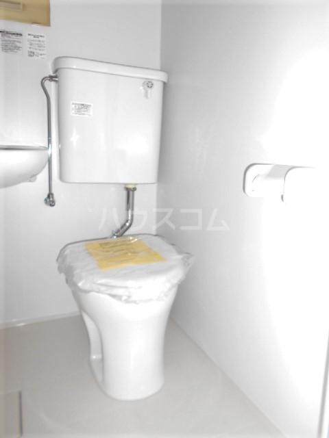 山荘村田 202号室のトイレ