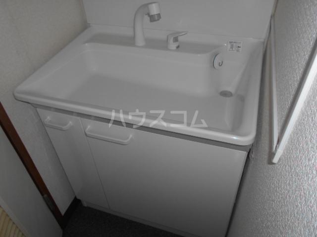 第21明智ビル 203号室の洗面所