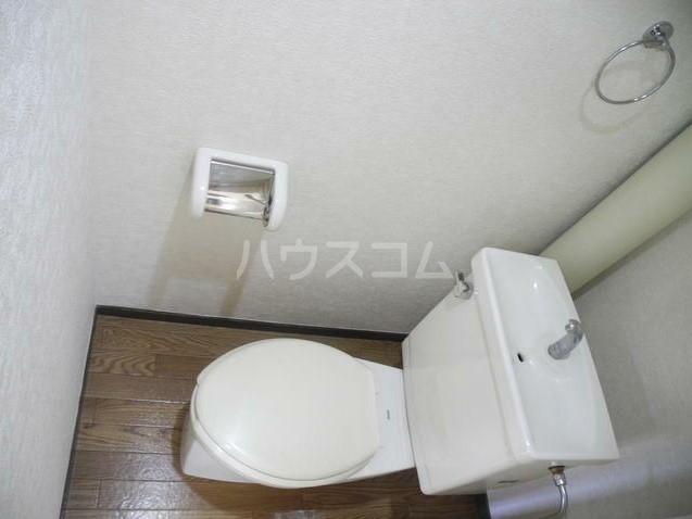 第3東和ビル 501号室のトイレ
