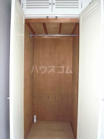 山野ビル 401号室の収納