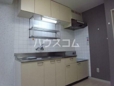 山野ビル 401号室のキッチン