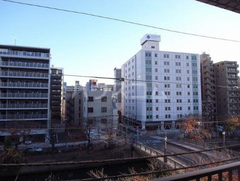 山野ビル 401号室の景色