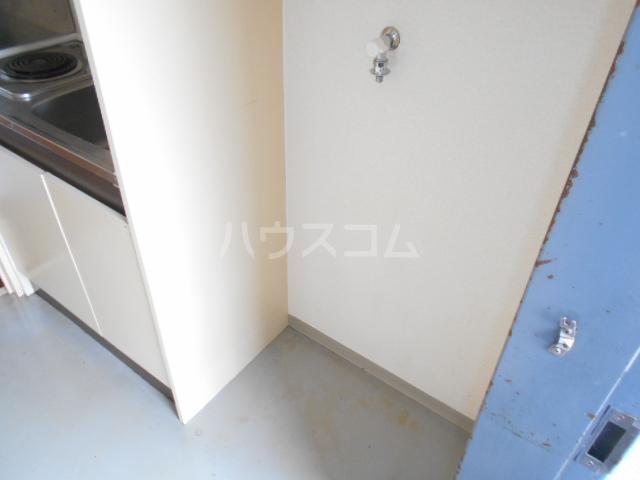 ワンルームマンション大蔵 202号室の設備