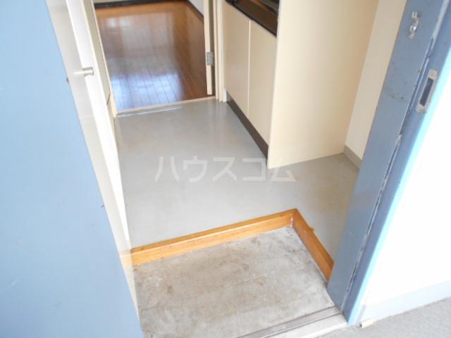 ワンルームマンション大蔵 202号室の玄関