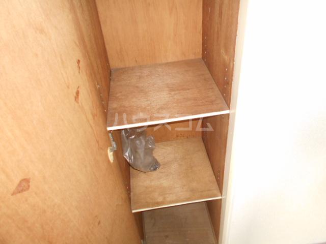 ワンルームマンション大蔵 202号室の収納