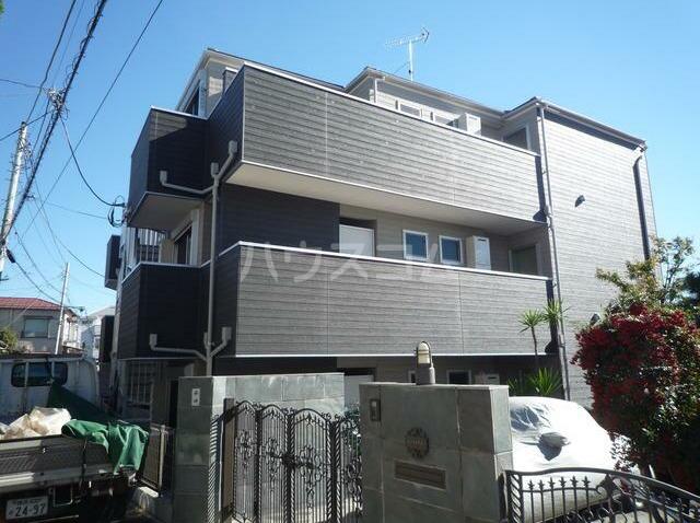 グリーンハイツ西横浜 203号室の外観