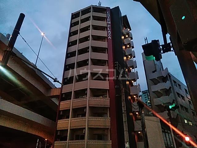 エステムプラザ横浜元町山手の外観