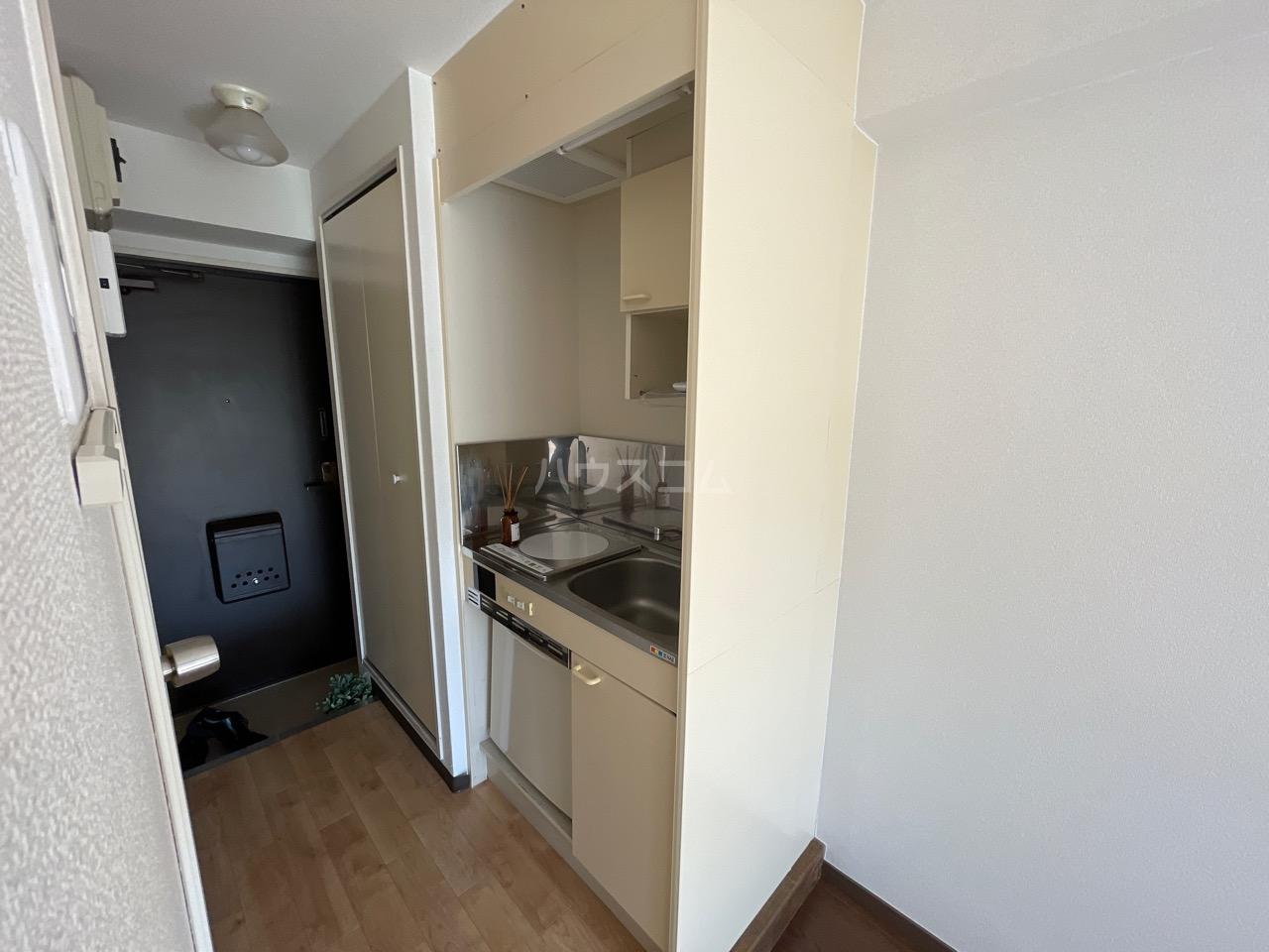 オセアン新沢ビル 209号室の洗面所