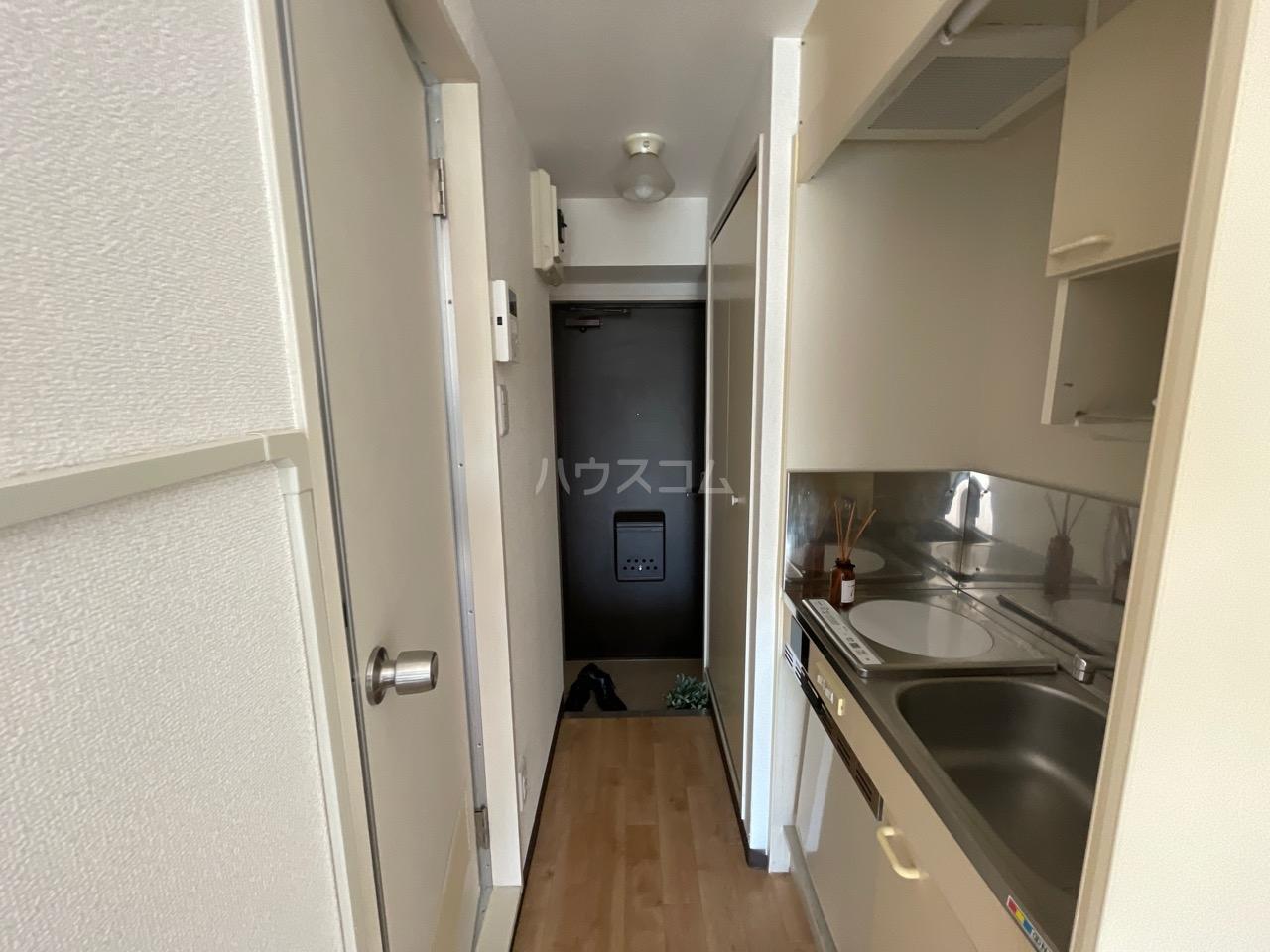 オセアン新沢ビル 209号室のキッチン