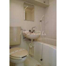 オセアン新沢ビル 209号室の風呂