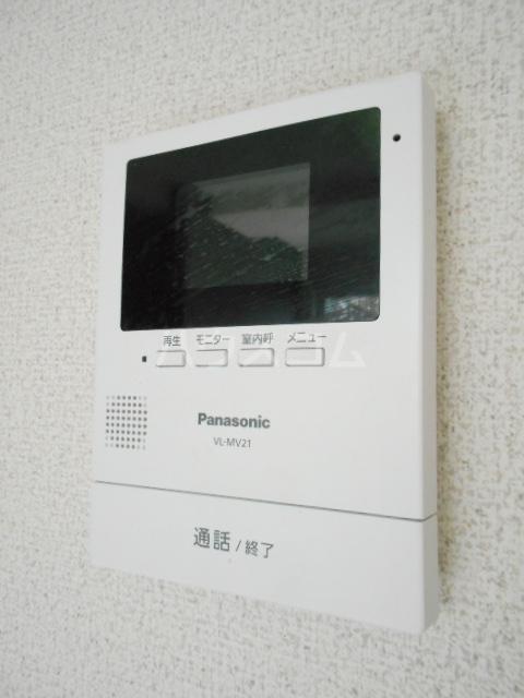 ASビル原町田 304号室のセキュリティ
