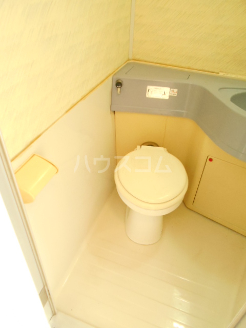 ASビル原町田 304号室のトイレ