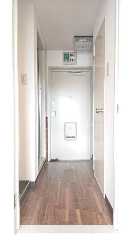 シティーユー中町Ⅱ 403号室の玄関