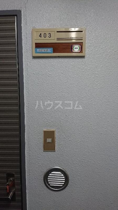 シティーユー中町Ⅱ 403号室のセキュリティ