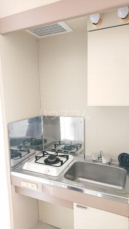 シティーユー中町Ⅱ 403号室のキッチン