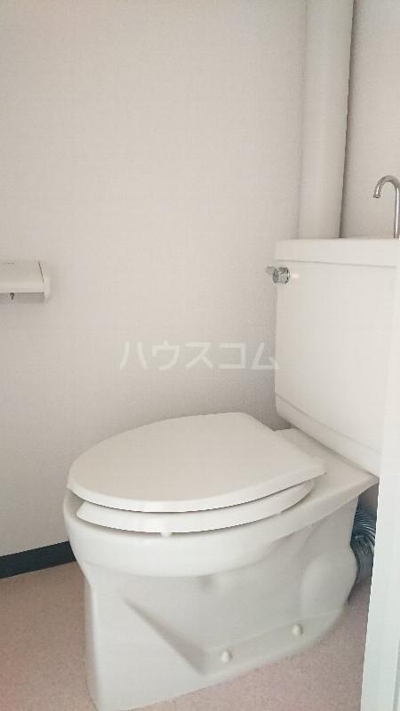 シティーユー中町Ⅱ 403号室のトイレ
