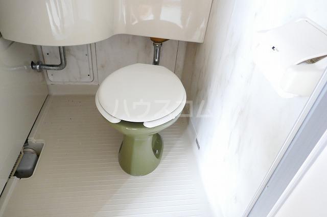 石原ハイツⅠ 101号室のトイレ
