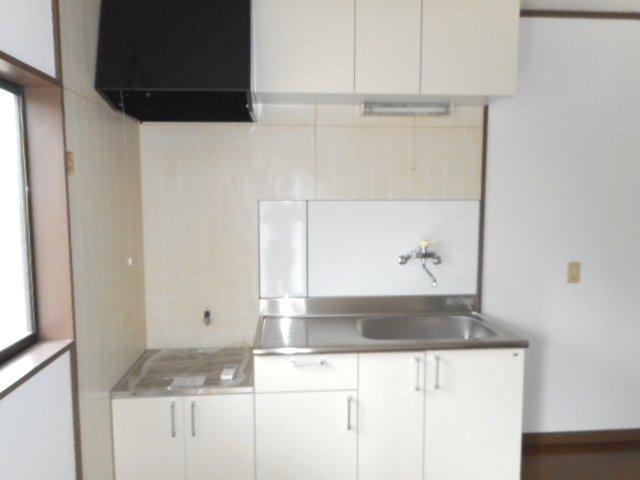 メゾン大塚A 201号室のキッチン