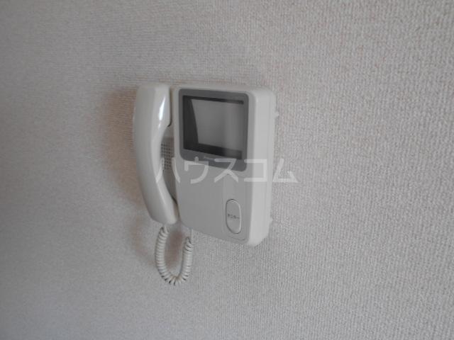 ベルグラン吉田C 2-D号室のセキュリティ