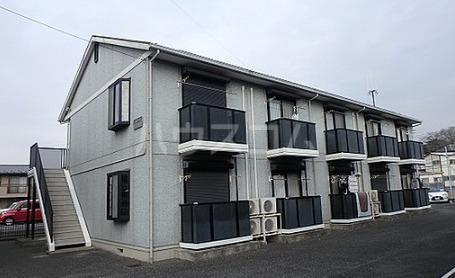 ベルグラン吉田C 2-D号室の外観