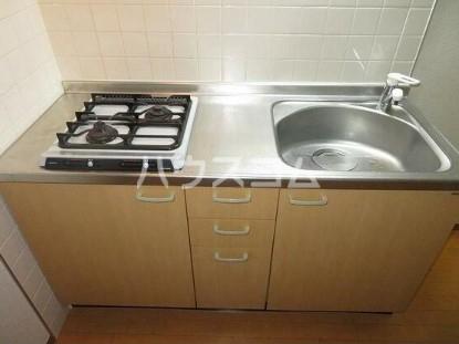 ル・グロワール 202号室のキッチン