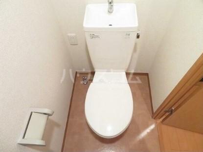ル・グロワール 202号室のトイレ