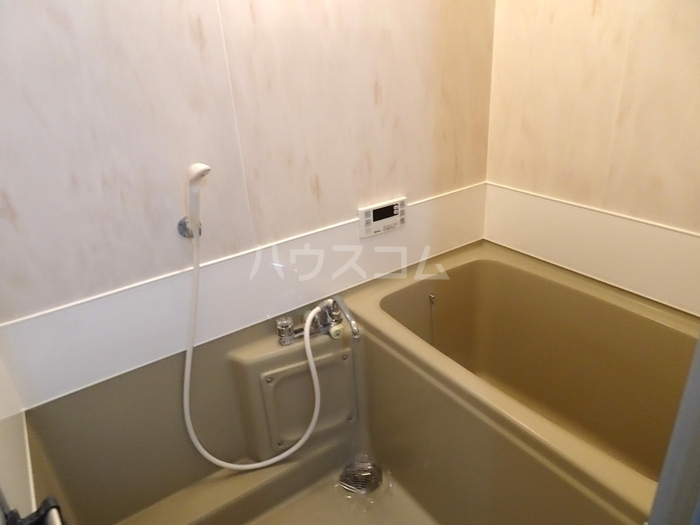レジデンスときわ 106号室の風呂