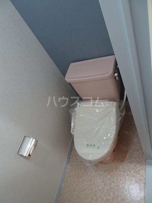 レジデンスときわ 106号室のトイレ