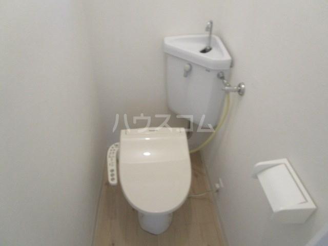 Lake Garda 1A号室のトイレ
