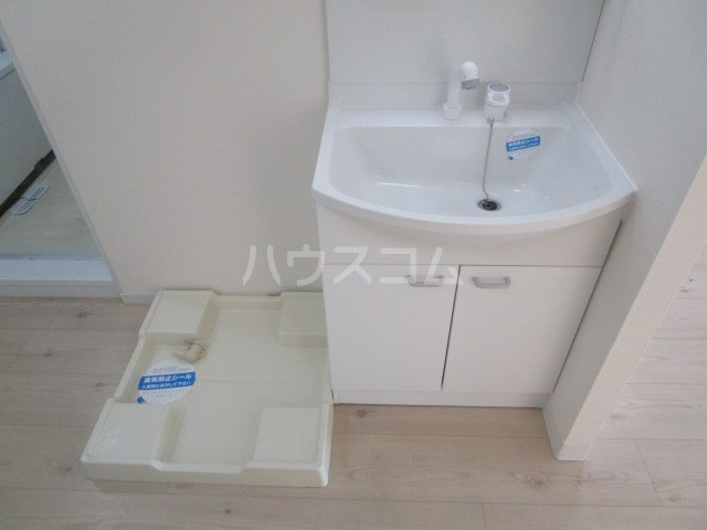 Lake Garda 1A号室の洗面所