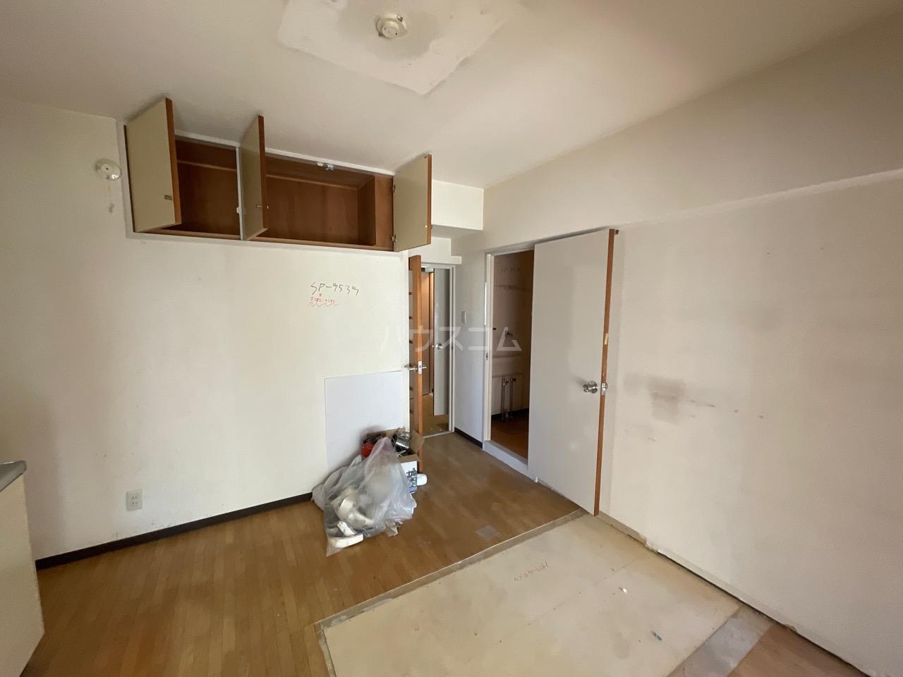 サンヒルズ東戸塚 A103号室のベッドルーム